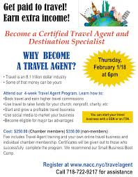 how to become a travel agent images Become a certified travel agent and destination specialist feb 1 jpg