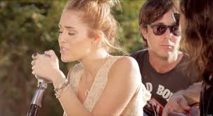 Miley Cyrus Backyard Sessions Download Miley Cyrus U0027look What They U0027ve Done To My Song U0027 Singer Covers
