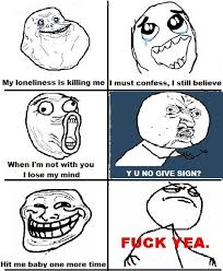 Rage Comics Know Your Meme - image 169016 rage comics know your meme