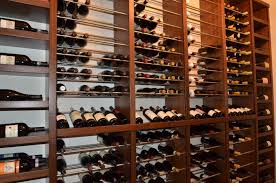 custom wine racks interior design services runa novak