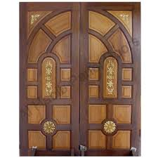 ash solid wood main double door hpd414 main doors al habib