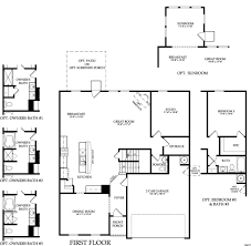 old centex homes floor plans ourcozycatcottage com