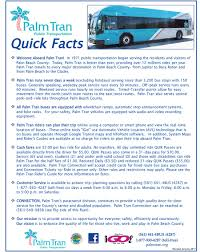 bus schedule on thanksgiving palm tran faqs