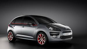 citroen cxperience citroen c3 red block