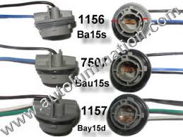 automotive light bulb sizes automotive car truck light bulb connectors sockets wiring harnesses