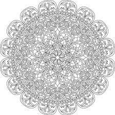 25 simple mandala designs ideas mandala