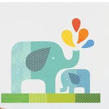 Elephant Wall Decals For Nursery by 16 Baby Elephant Wall Decals Mais Um Lindo Exemplo Meia Parede