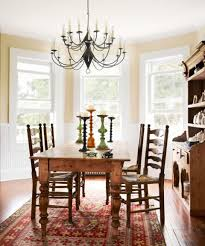 Southwest Dining Room Furniture Dining Room Makeovers Easy Makeover Ideas For Dining Rooms