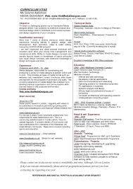 Sample Of Creative Graphic Design Resume Resume Resume Graphic Designer Examples