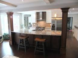 kitchen island with posts articles with kitchen island support columns pictures tag kitchen