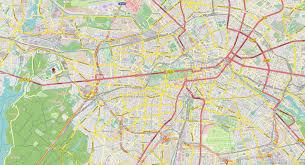 Berlin Map File Berlin Olympiastadion Marked In Berlin Map Png Wikimedia