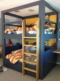 unique cool bunk beds for best sleep quality diy interesting grey cool bunk beds