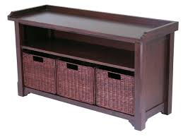 Tjusig Bench With Shoe Storage Bench With Shoe Storage Ashley Home Decor