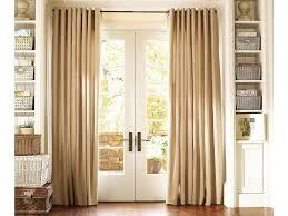 Patio Door Curtain Rod Treatment Glass Door Curtain Rods Best Choice Door