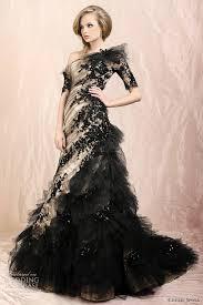 black wedding dress cherie sposa wedding dresses 2012 wedding inspirasi