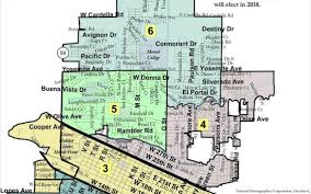 Phoenix College Map by Merced Candidates Have Eyes On Council Seats Merced Sun Star