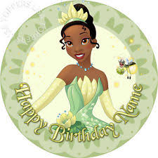 Princess And The Frog Cake Topper Ebay Princess And The Frog Princess
