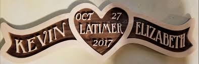 personalized wedding plaque personalized wedding plaque steel towne crafts