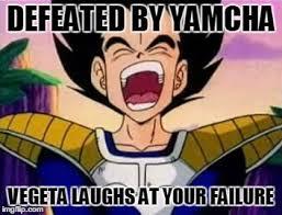 Lol Meme Pics - vegeta lol meme generator imgflip