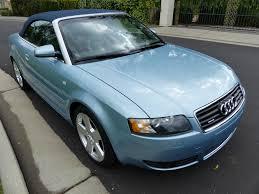 audi a4 2006 convertible