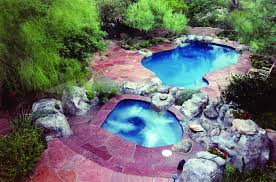 custom pools ponds water features tucson az natural pools