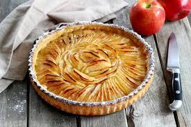 recette tarte aux pommes en pas à pas