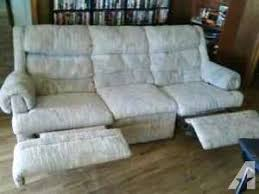 6 foot couch reclining footrest hilmar for sale in modesto