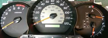 toyota tacoma speedometer cable 2005 2006 2007 2011 toyota tacoma cluster