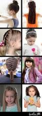 8 super easy hairstyles for girls step by step