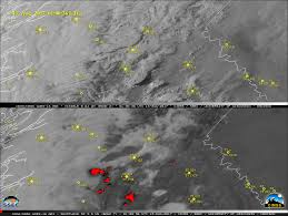 Wildfires In Bc July 2014 by Fire Detection Cimss Satellite Blog