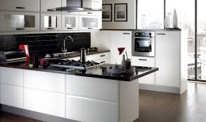 modern contemporary fitted kitchens design in winchester