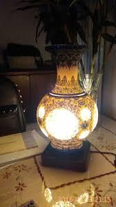 Blue And White Vases Antique Led Lamp Design For Vase Antique Chinese Flower Vase Lamp Blue And