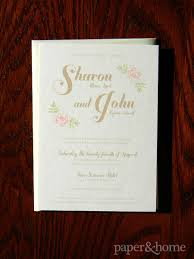 vegas wedding invitations four seasons las vegas wedding invitations paper