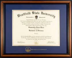michigan state diploma frame diploma frames westfield state alumni