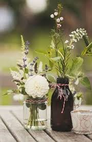 Mismatched Vases Wedding 7 Spring Wedding Flowers For Seasonal Beauty Myweddingfavors