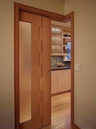 interior sliding door design ideas spiral etched glass barn