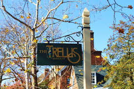maryland pink and green the trellis restaurant williamsburg