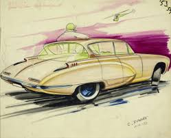 classic cars drawings photos auto sketches from detroit u0027s golden era you were never