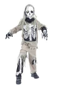 Boys Skeleton Halloween Costume Zombie Skeleton Costume For Boys