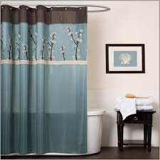 Blue And White Striped Shower Curtain Curtains Antique Blue Curtains Designs Interior Beauty Brown