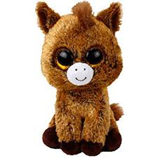 amazon ty beanie boo harriet horse reg plush toys u0026 games