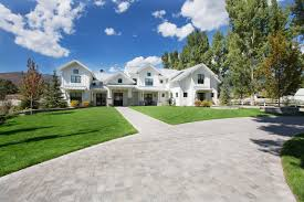 modern farmhouse lane myers construction utah custom home builders