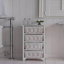 bathroom cabinets interior floating small white wooden storage
