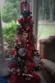 ohio state buckeye tree simple easy use left ornaments