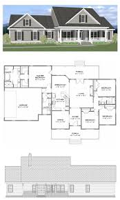 Cottage Plans With Garage Best 25 One Floor House Plans Ideas On Pinterest The Great