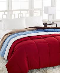 Colored Down Alternative Comforter Home Design Down Alternative Comforter Homesfeed
