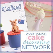 Australian Cake Decorating Network s Cake Magazine