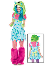 halloween costume ideas for teen girls cute costume ideas cute teen one eyed erin monster costume