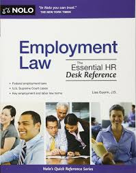 employment law the essential hr desk reference lisa guerin j d