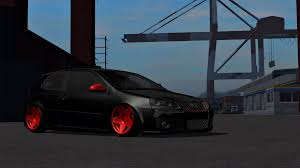 virtual stance works volkswagen golf mk5 gti
